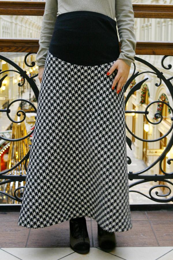 Зимняя юбка для беременных «Пескара Инсинта»