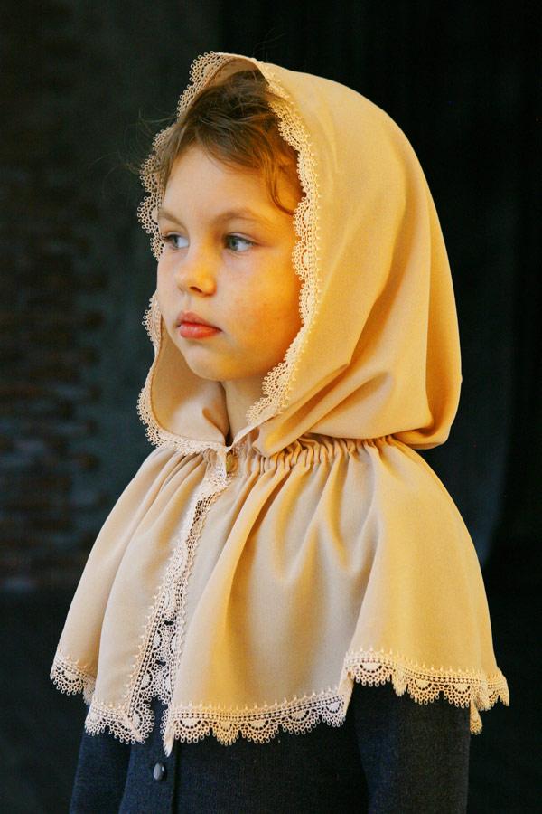 "Детский платок для церкви ""Настенька"""