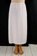 Кремовая нижняя юбка №1