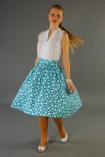 Взрослая юбка из комплекта
