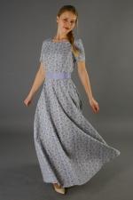 Летнее хлопковое платье «Пастораль»