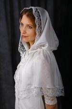 Шелковый платок для церкви