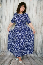 Летнее платье Круиз